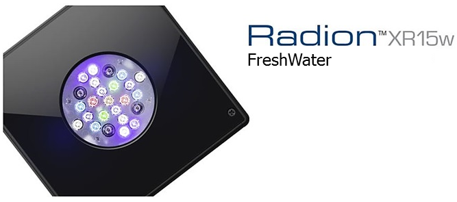 Radion XR15FW Freshwater Light Review