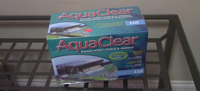 aquaclear power filter 2016