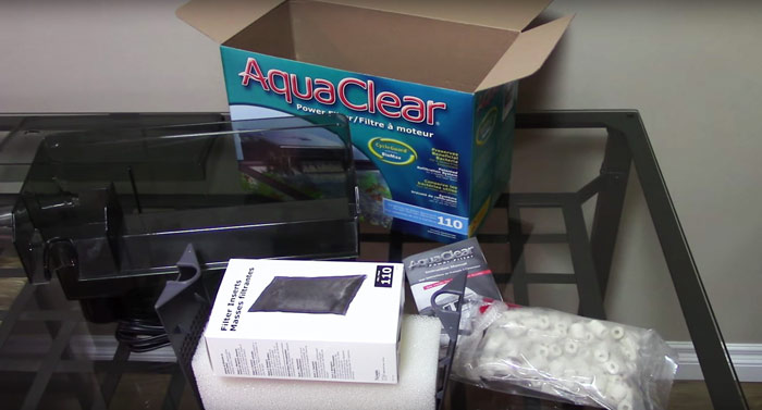 Reviw of the AquaClear Power Filter