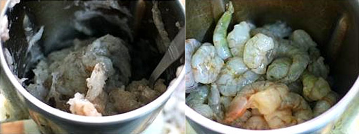 The best DIY fish food recipe with prawns and mussels