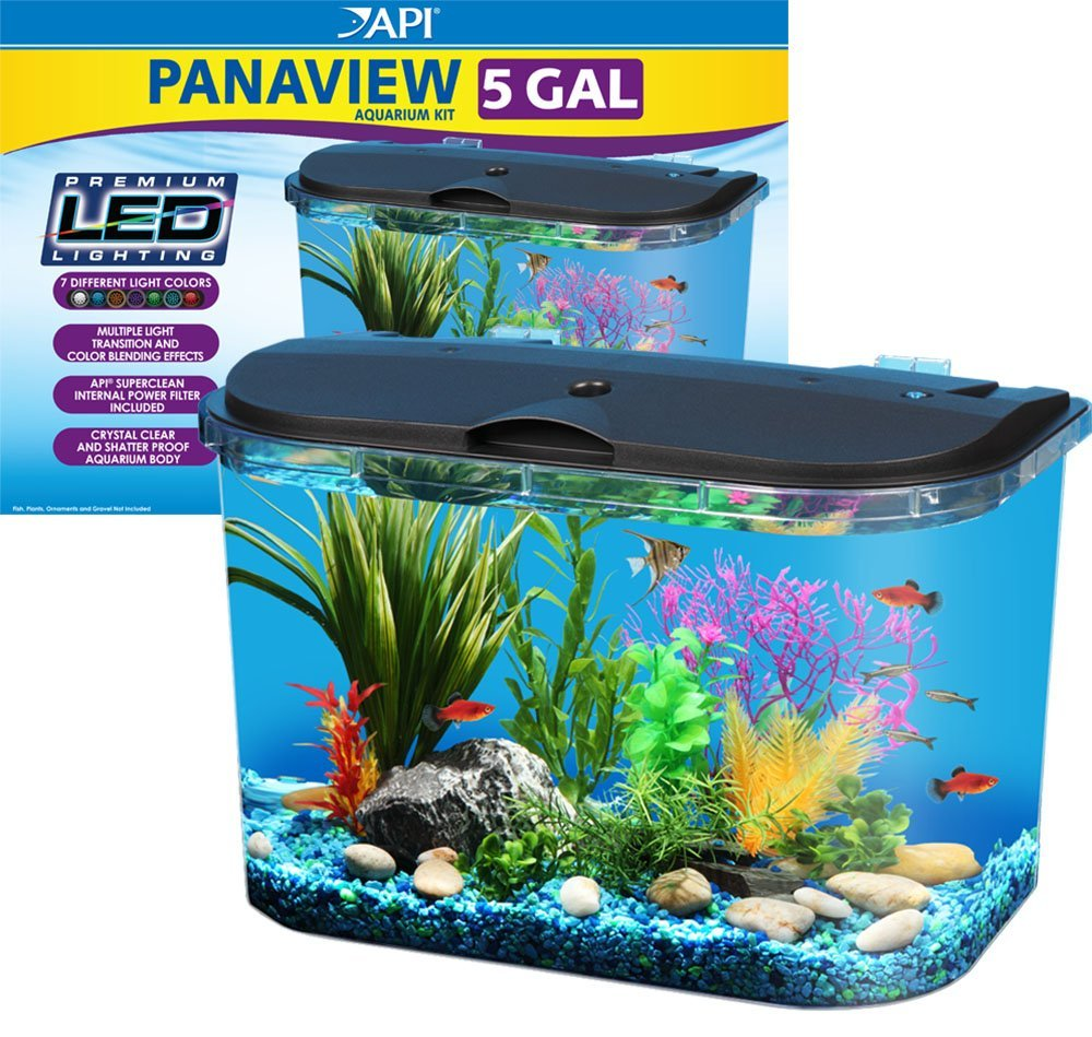Top 10 best fish tanks august 2017 review picks for Fish tank top cover