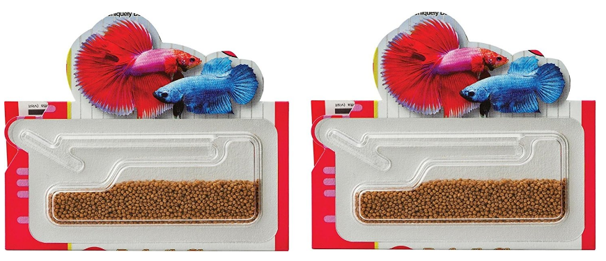 Betta Fish Food Packets