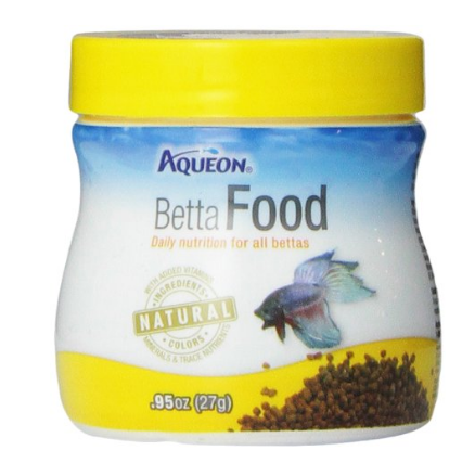 Aqueon Betta Fish Food